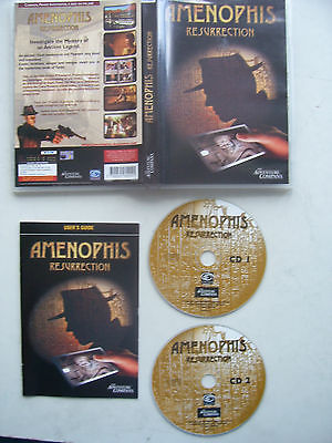 Amenophis Resurrection PC Game