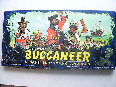 Buccaneer  By Waddingtons 1958