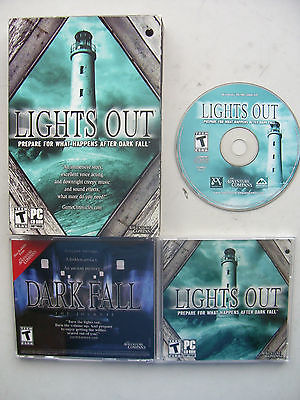 Dark Fall 2 Lights Out PC Boxed Edition