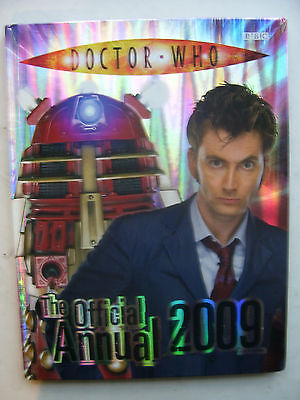 Doctor Who Annual 2009 David Tennant