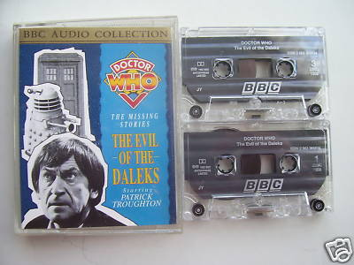 Doctor Who Evil of the Daleks  Audio Soundtrack