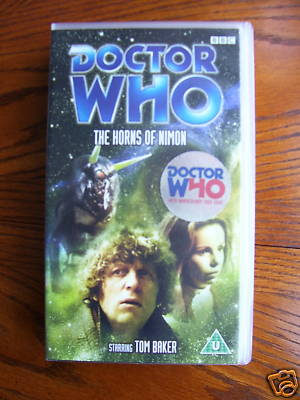 Doctor Who Horns of Nimon..RARE