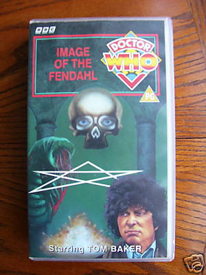 Doctor Who Image of the Fendahl  RARE