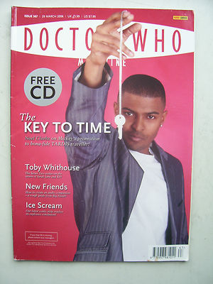 Doctor Who Magazine Issue 367 The Key to Time Rare
