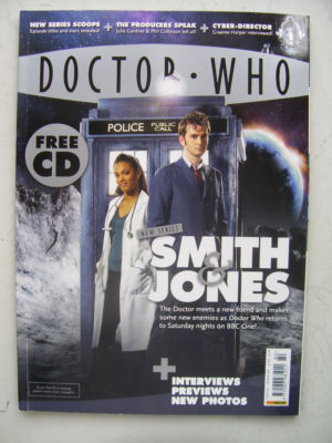 Doctor Who Magazine issue 380 Rare