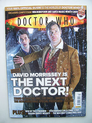 Doctor Who Magazine issue 403 The Next Doctor