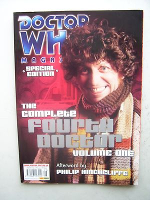 Doctor Who Magazine The Complete Fourth Doctor Volume One Special Edition Rare