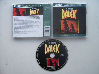 Doctor Who My Life as a Dalek  RARE