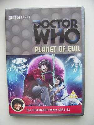 Doctor Who Planet of Evil  ..DVD