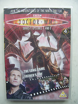 Doctor Who Series 1 Episodes 7 & 8  DVD  Christopher Eccleston  SEALED