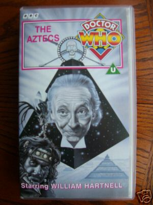 Doctor Who   The Aztecs..RARE.............