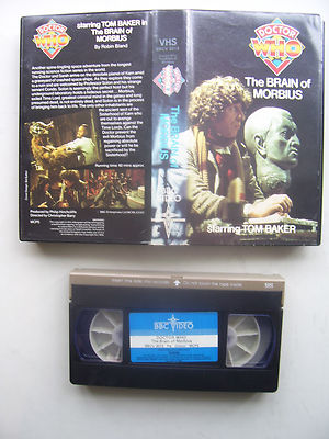 Doctor  Who The Brain of Morbius Blue Label Pre Cert Edition VERY RARE