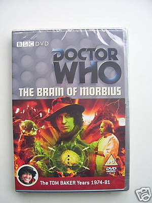 Doctor  Who The Brain of Morbius  DVD ..SEALED