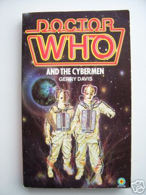 Doctor Who The Cybermen  RARE