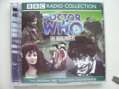 Doctor Who The Highlanders CD Audio Soundtrack