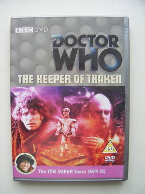 Doctor Who  The Keeper of Traken DVD