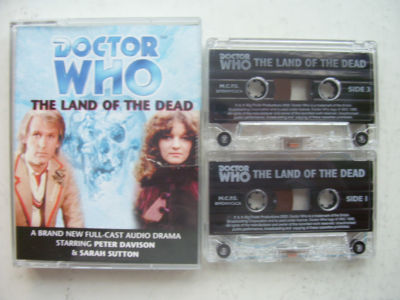Doctor Who The Land of the Dead  Audio Soundtrack