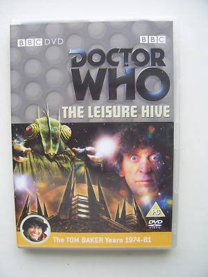 Doctor Who   The Leisure Hive.  DVD