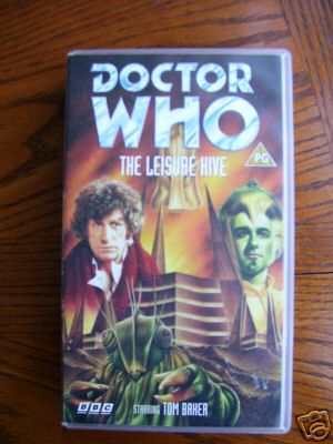 Doctor Who   The Leisure Hive.  RARE