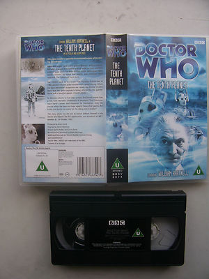 Doctor Who The Tenth Planet William Hartnell  Rare