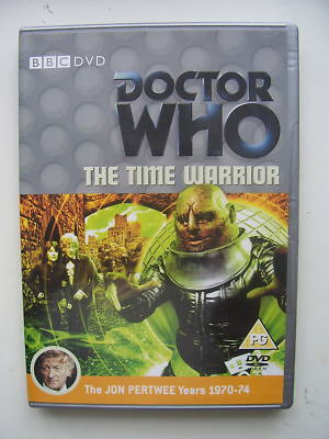 Doctor Who The Time Warrior.....DVD