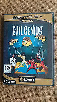 Evil Genius  PC Game