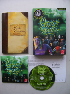 Ghost Master PC Game Boxed Edition
