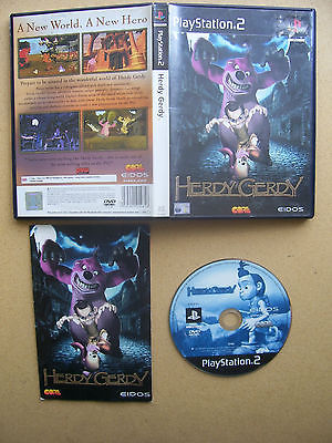 Herdy Gerdy PS2 Game