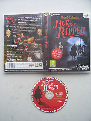 Jack the Ripper Hidden Object PC Game