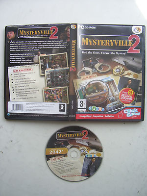 Mysteryville 2 Hidden Object PC Game