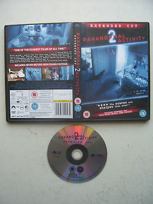 Paranormal Activity 2  DVD