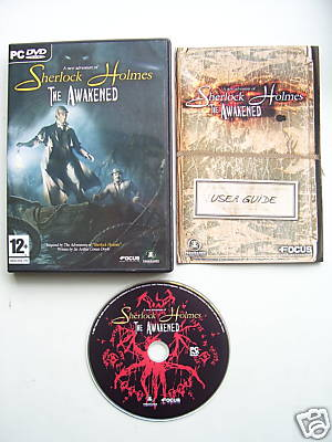 Sherlock Holmes The Awakened PC Game