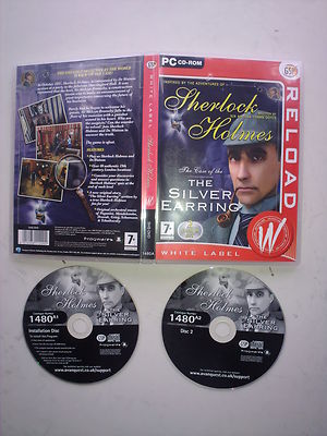 Sherlock Holmes The Case of the Silver Earring PC