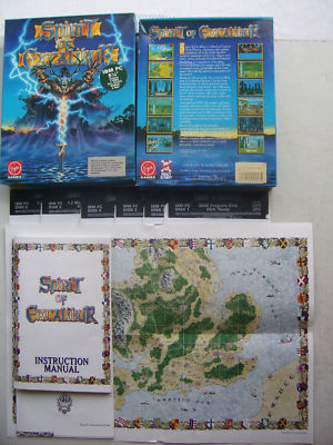 Spirit of Excalibur Big Box Edition  IBM PC