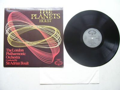 The Planets Holst  LP...