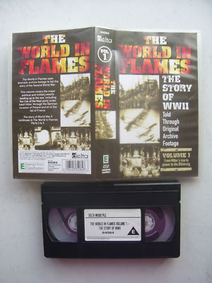 The World in Flames Volume One