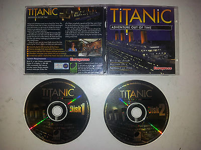 Titanic Adventure out of Time PC