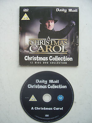 A Christmas Carol DVD Originally Released  by the Daily Mail