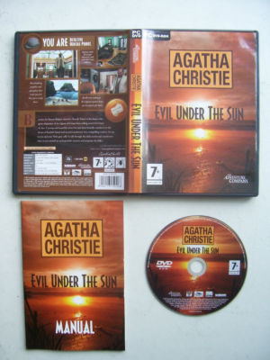 Agatha Christie Evil Under the Sun PC Game