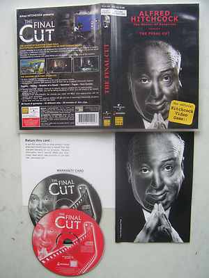 Alfred Hitchcock The Final Cut PC