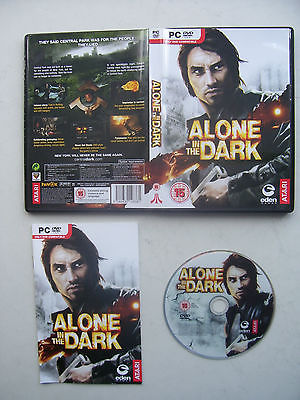 Alone in the Dark PS2 Game  Original Release