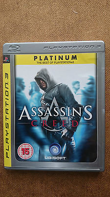 Assassins Creed  PS3  Platinum Edition