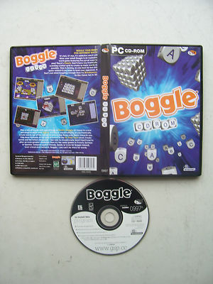 Boggle  PC Game