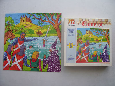 Camelot 80 Piece Jigsaw by JR