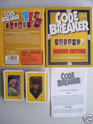 Code Breaker Genius Edition 1998