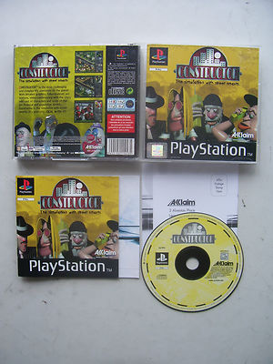 Constructor PS1