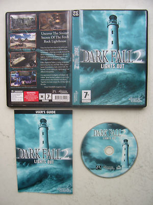 Dark Fall 2 Lights Out PC Game