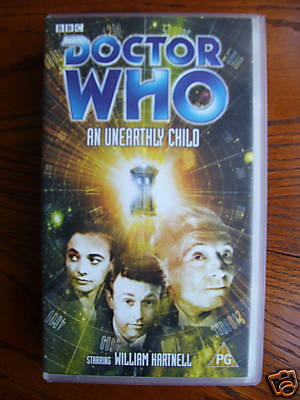 Doctor Who An Unearthly Child Updated Edition...RARE
