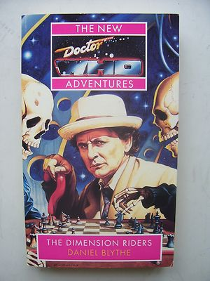 Doctor Who Dimension Riders The New Adventures  Virgin Books