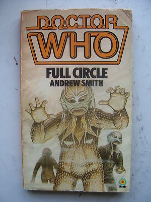 Doctor Who Full Circle Target Book 99p RARE